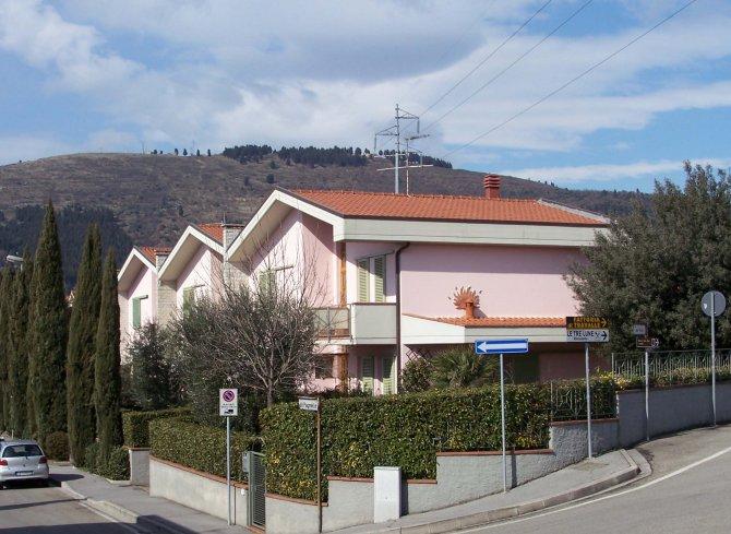 Residenziale studio donzellini for Piani di garage di cottage